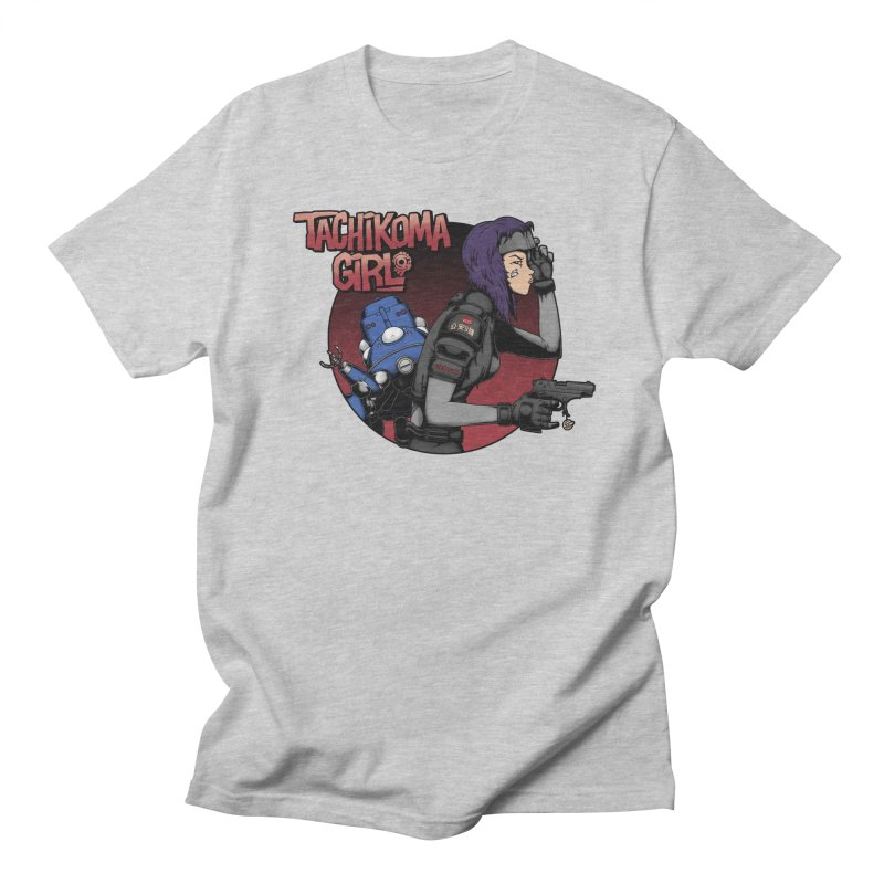 Tachi-Tank Girl Men's T-shirt by Pigboom's Artist Shop