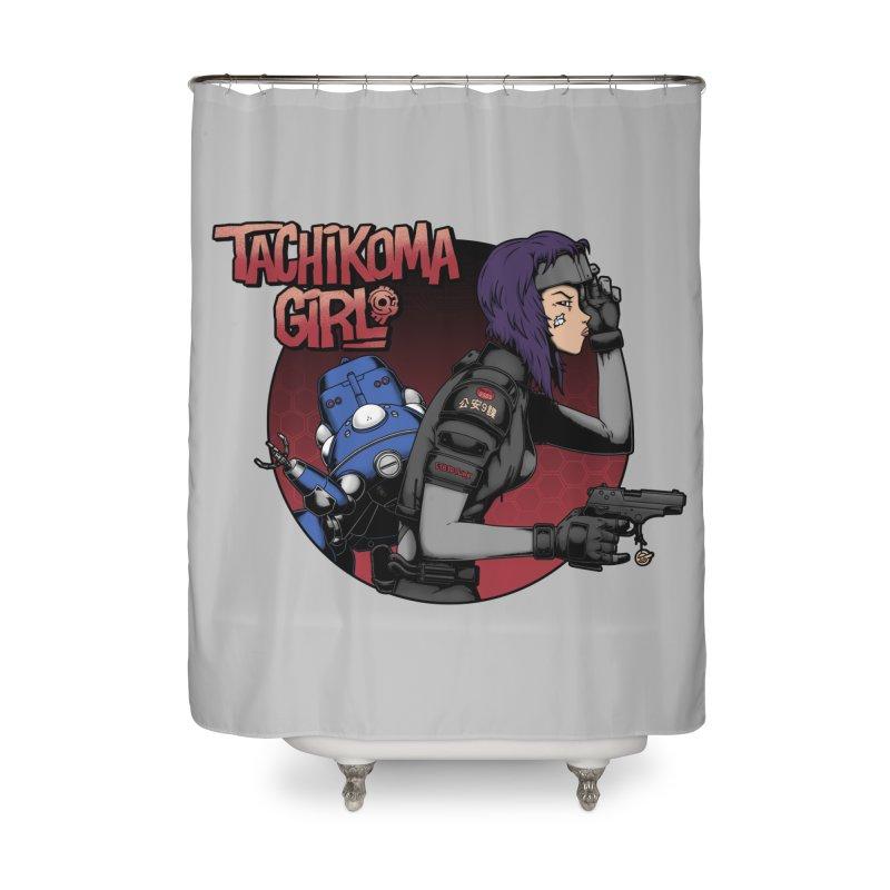 Tachi-Tank Girl   by Pigboom's Artist Shop