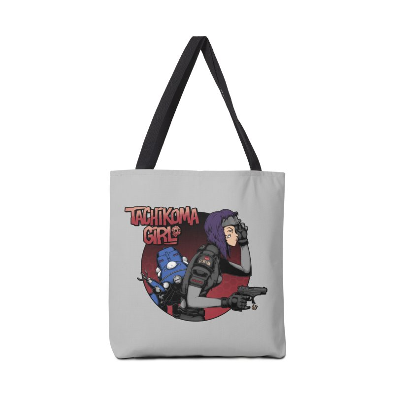 Tachi-Tank Girl Accessories Bag by Pigboom's Artist Shop
