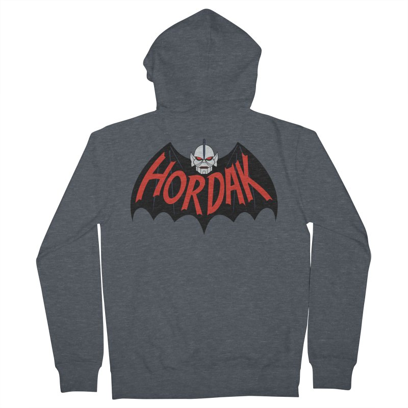 Horde Man Women's Zip-Up Hoody by Pigboom's Artist Shop