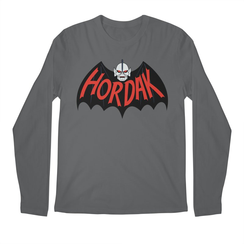 Horde Man Men's Longsleeve T-Shirt by Pigboom's Artist Shop