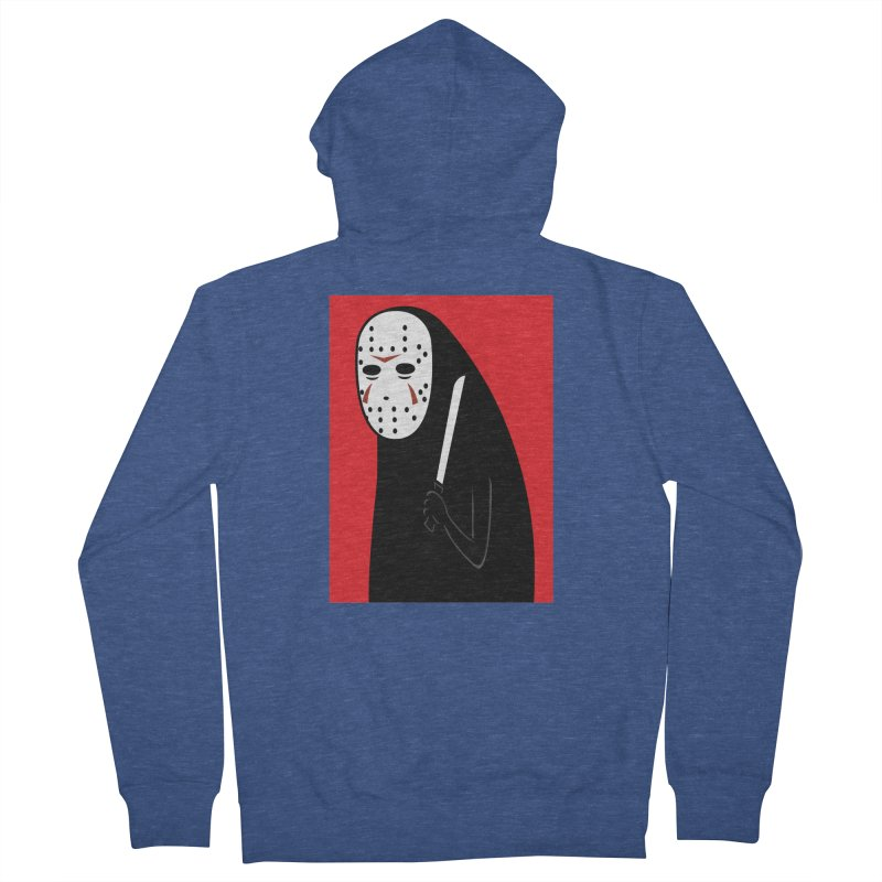 Killah - Face Men's Zip-Up Hoody by Pigboom's Artist Shop