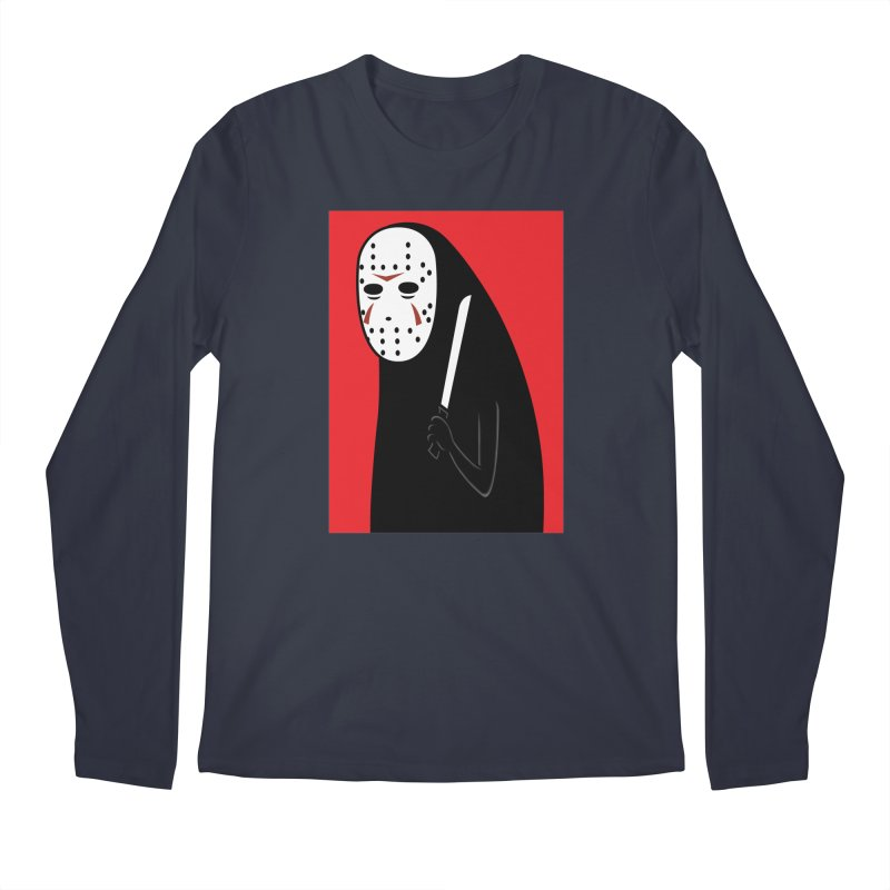 Killah - Face Men's Longsleeve T-Shirt by Pigboom's Artist Shop