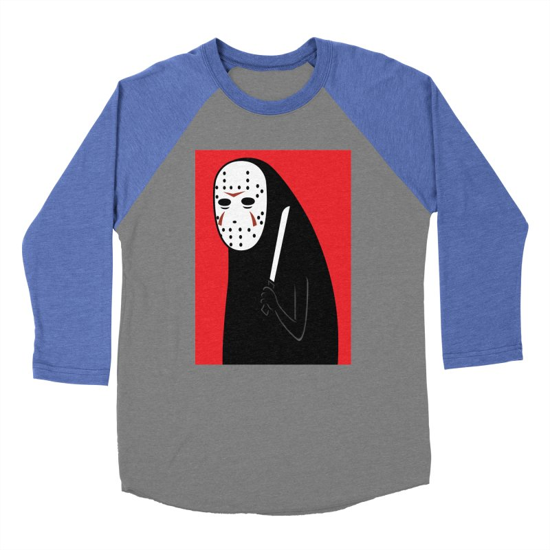 Killah - Face Women's Baseball Triblend T-Shirt by Pigboom's Artist Shop