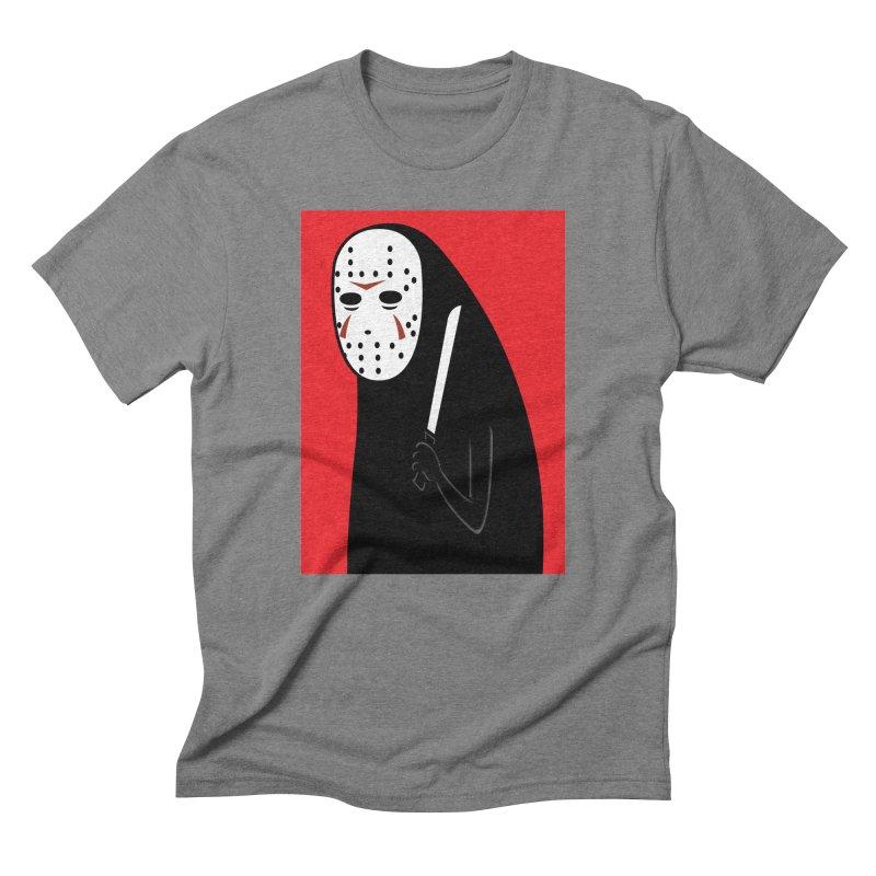 Killah - Face Men's Triblend T-shirt by Pigboom's Artist Shop