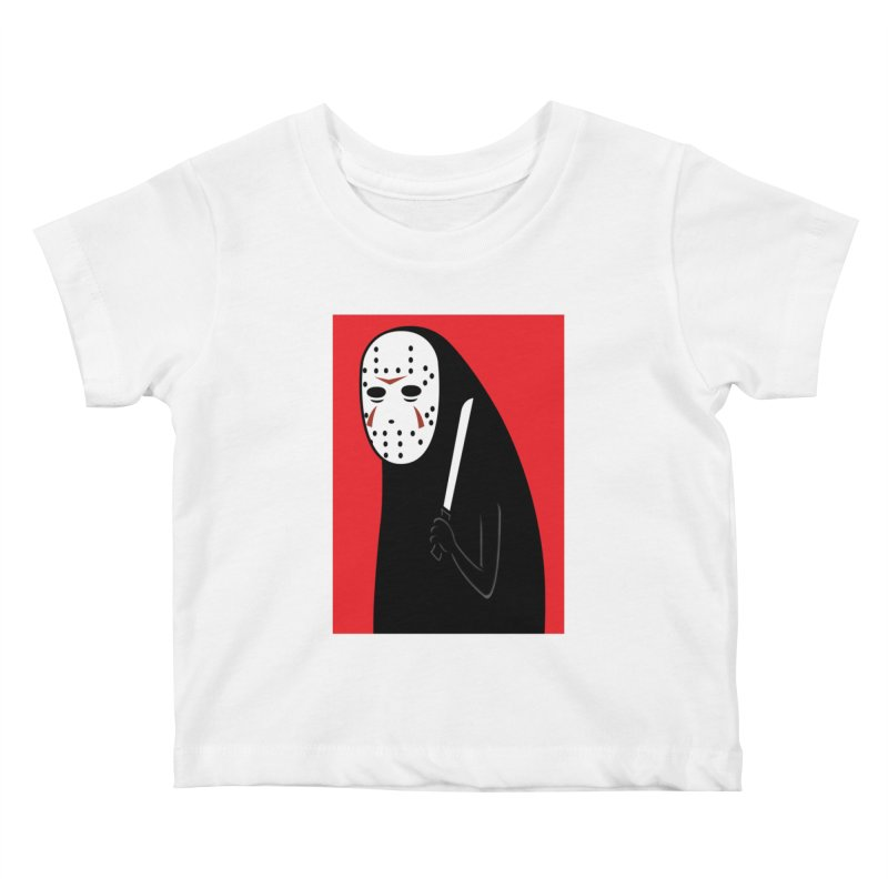 Killah - Face Kids Baby T-Shirt by Pigboom's Artist Shop