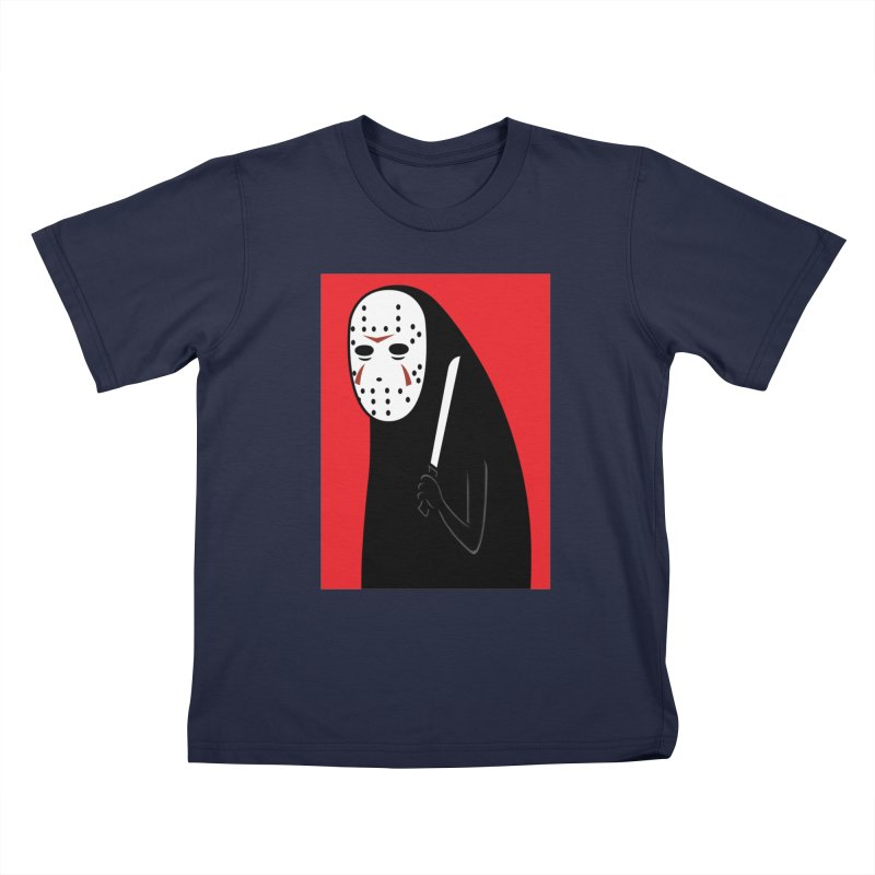 Killah - Face Kids T-shirt by Pigboom's Artist Shop