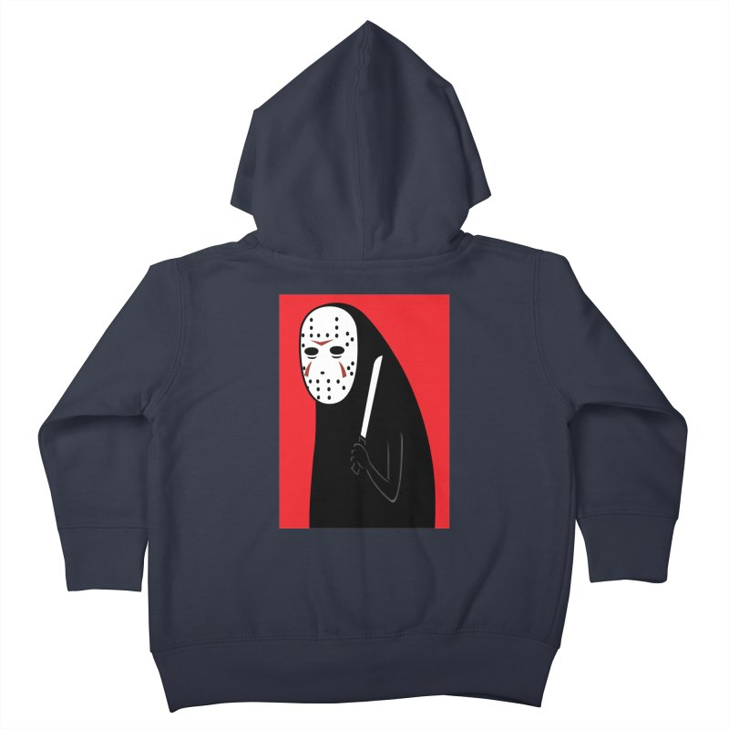Killah - Face Kids Toddler Zip-Up Hoody by Pigboom's Artist Shop