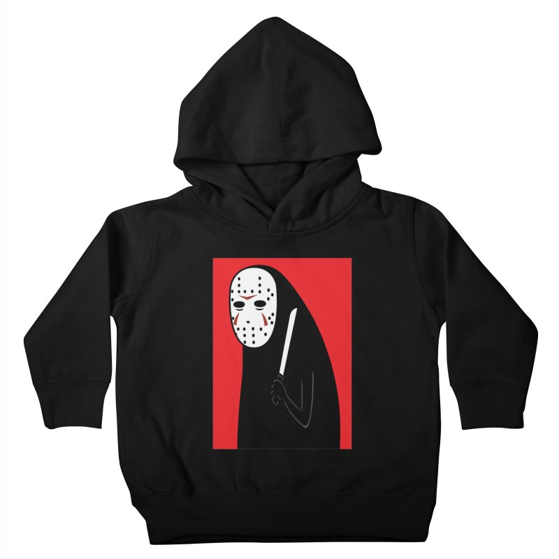 Killah - Face Kids Toddler Pullover Hoody by Pigboom's Artist Shop