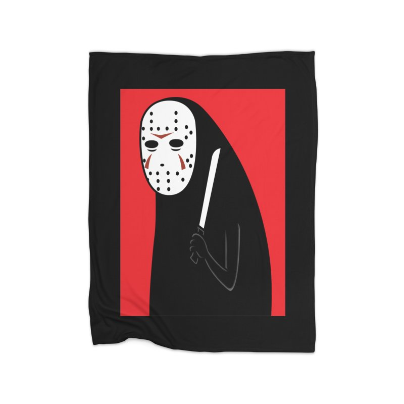 Killah - Face Home Blanket by Pigboom's Artist Shop