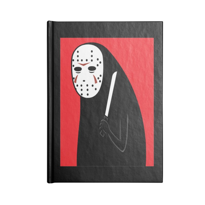 Killah - Face Accessories Notebook by Pigboom's Artist Shop