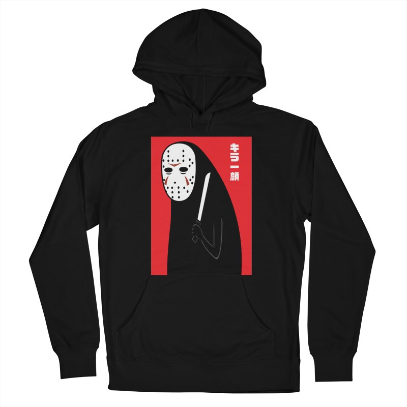 Killer Face Women's Pullover Hoody by Pigboom's Artist Shop