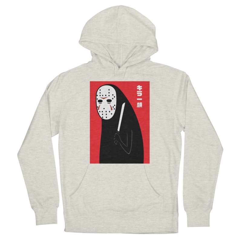 Killer Face Men's Pullover Hoody by Pigboom's Artist Shop