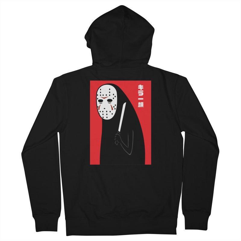 Killer Face Women's Zip-Up Hoody by Pigboom's Artist Shop