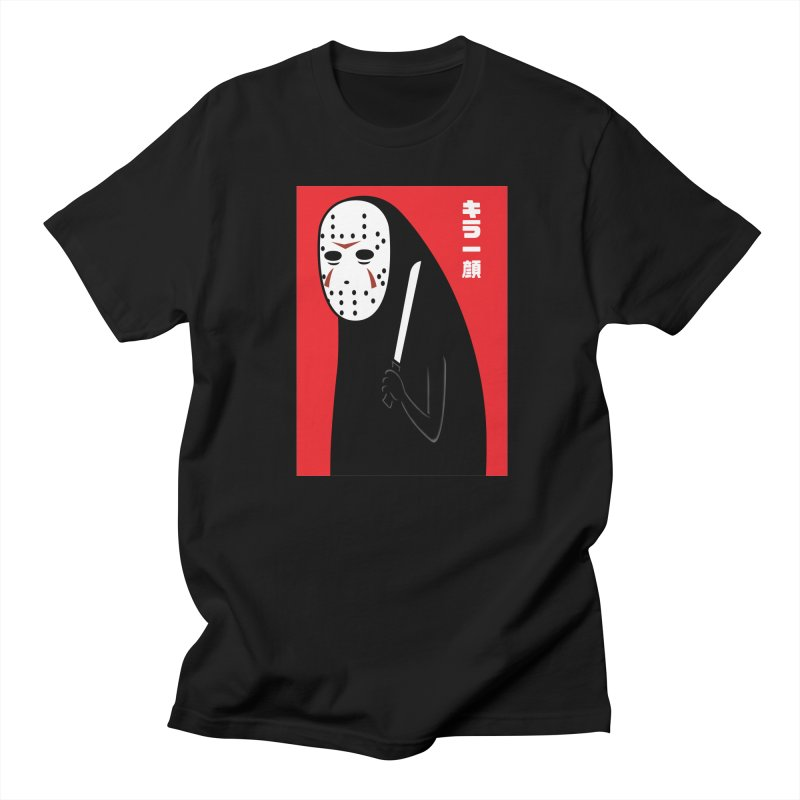 Killer Face Men's T-shirt by Pigboom's Artist Shop