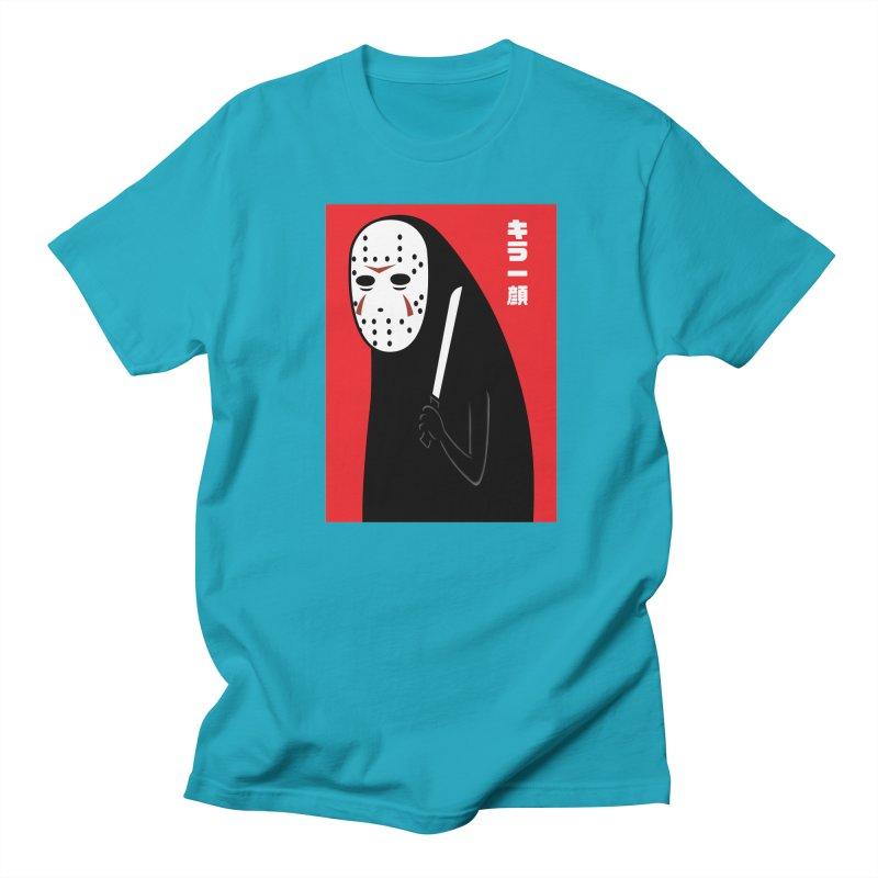 Killer Face Men's T-shirt by Pigboom's Artist Shop