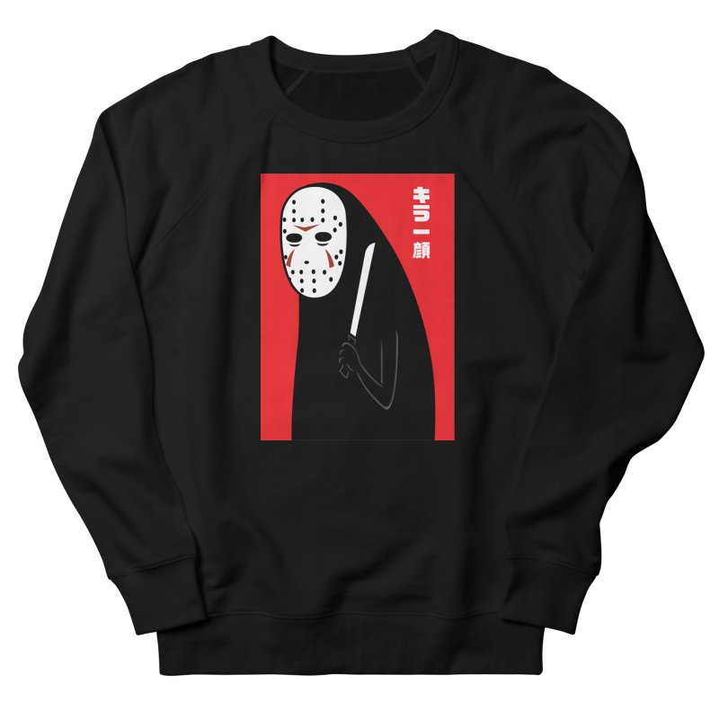 Killer Face Women's Sweatshirt by Pigboom's Artist Shop
