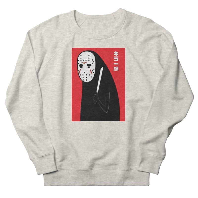 Killer Face Women's Sweatshirt by Pigboom's Artist Shop