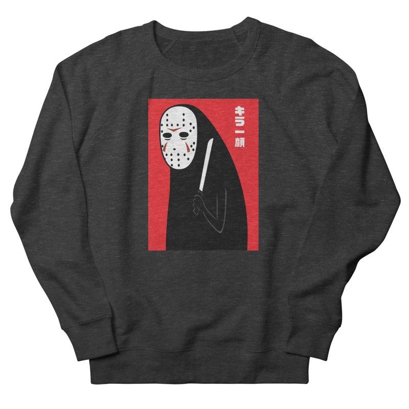 Killer Face Men's Sweatshirt by Pigboom's Artist Shop