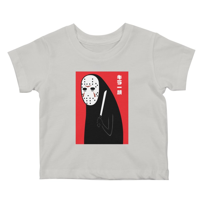 Killer Face Kids Baby T-Shirt by Pigboom's Artist Shop