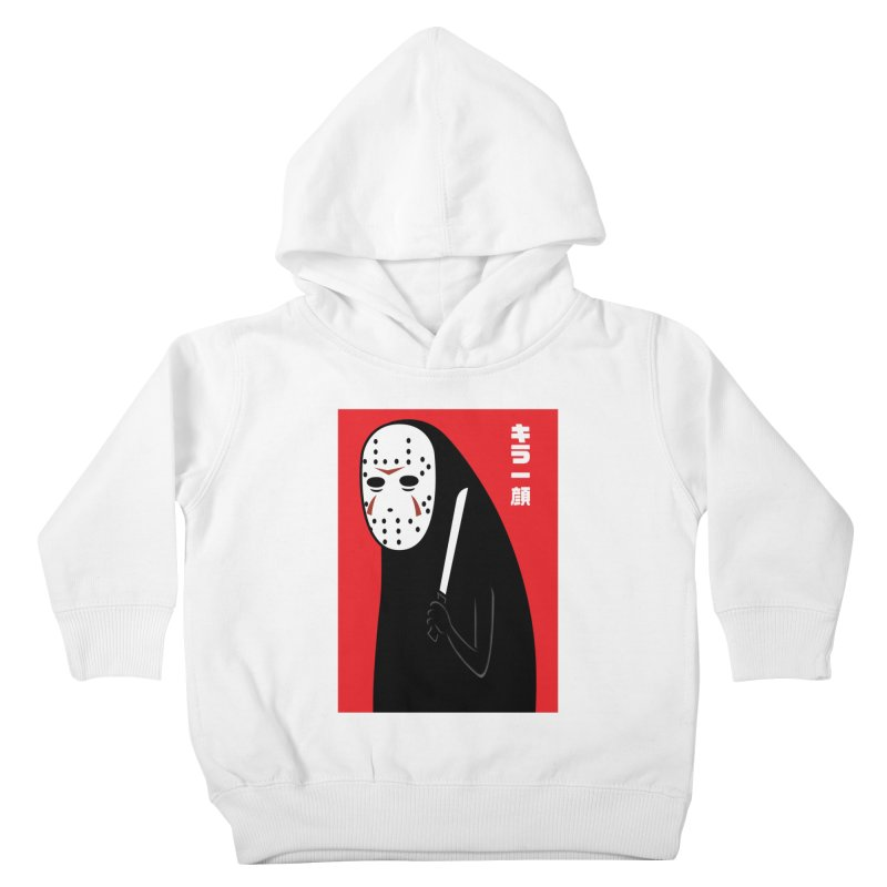 Killer Face Kids Toddler Pullover Hoody by Pigboom's Artist Shop
