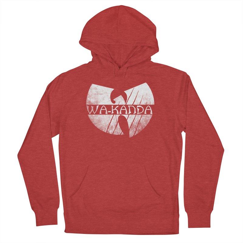 Wu-Kanda Clan Women's Pullover Hoody by Pigboom's Artist Shop