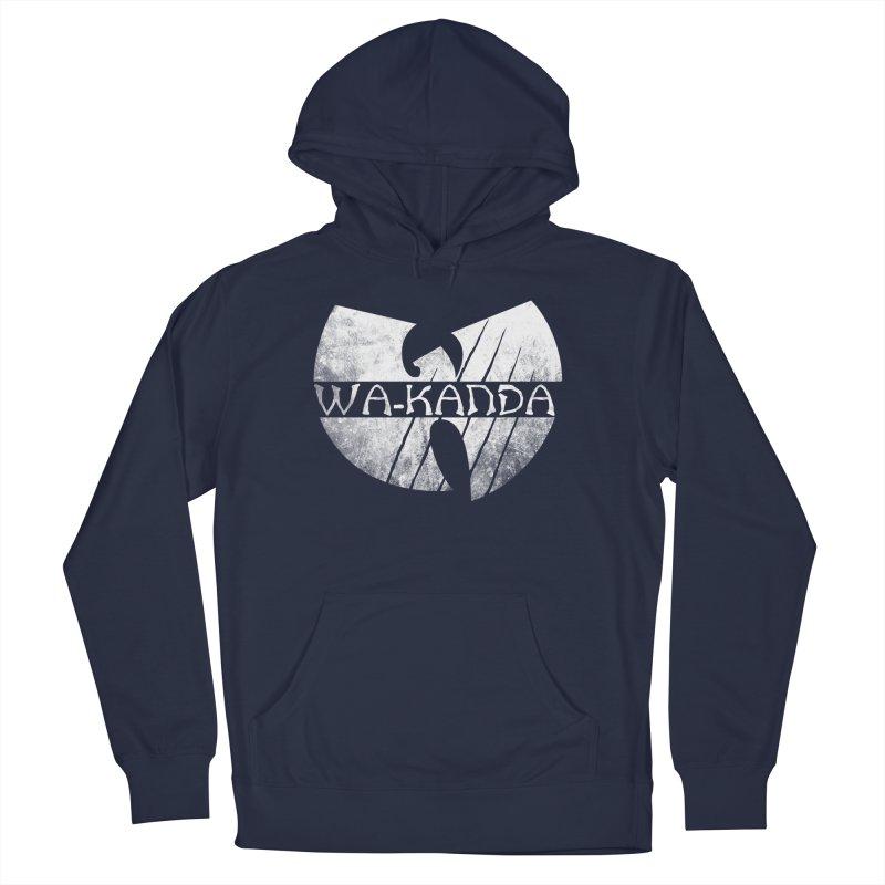 Wu-Kanda Clan Men's Pullover Hoody by Pigboom's Artist Shop