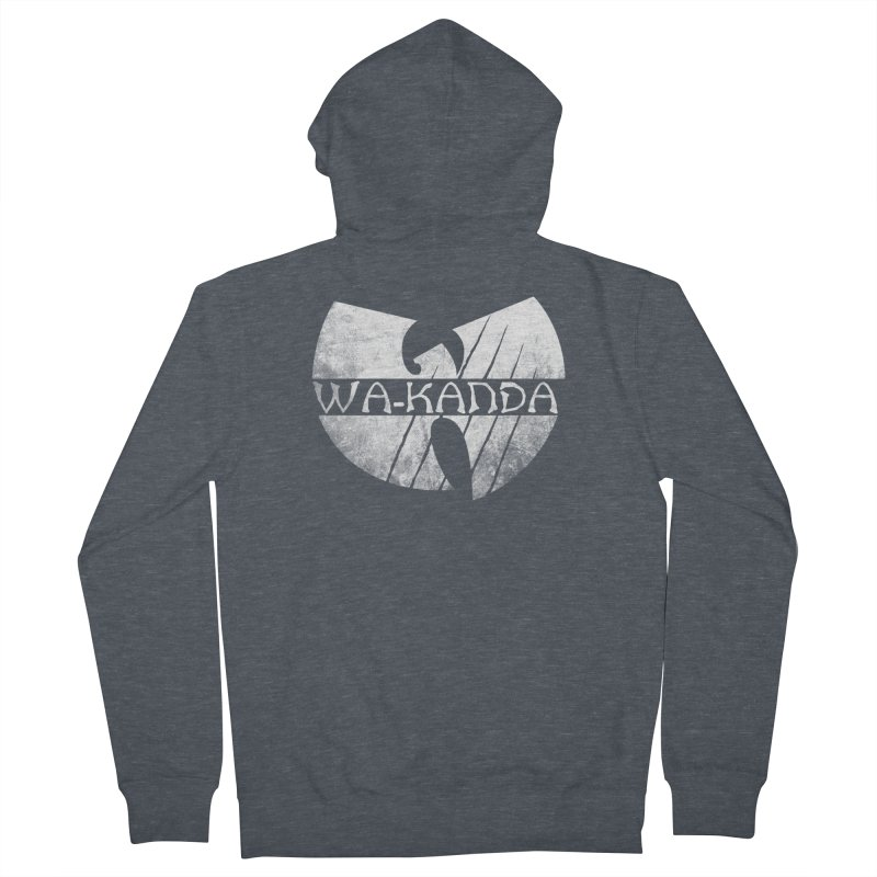 Wu-Kanda Clan Women's Zip-Up Hoody by Pigboom's Artist Shop
