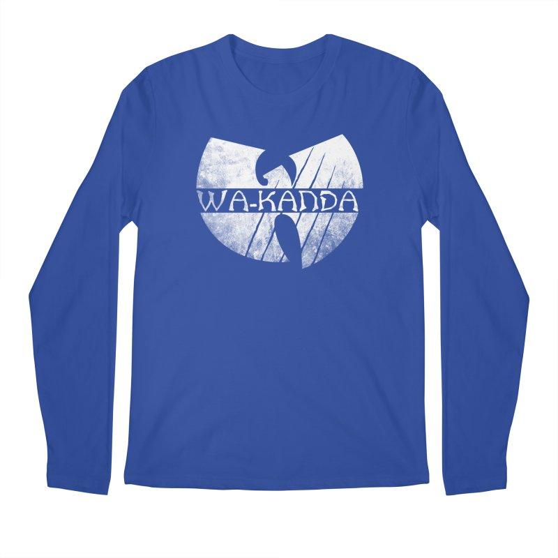 Wu-Kanda Clan Men's Longsleeve T-Shirt by Pigboom's Artist Shop