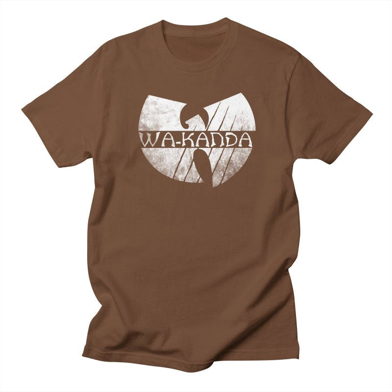 Wu-Kanda Clan Women's Unisex T-Shirt by Pigboom's Artist Shop