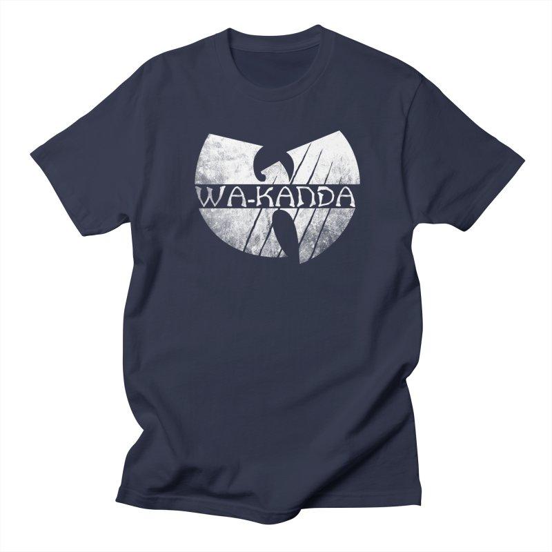 Wu-Kanda Clan Men's T-shirt by Pigboom's Artist Shop