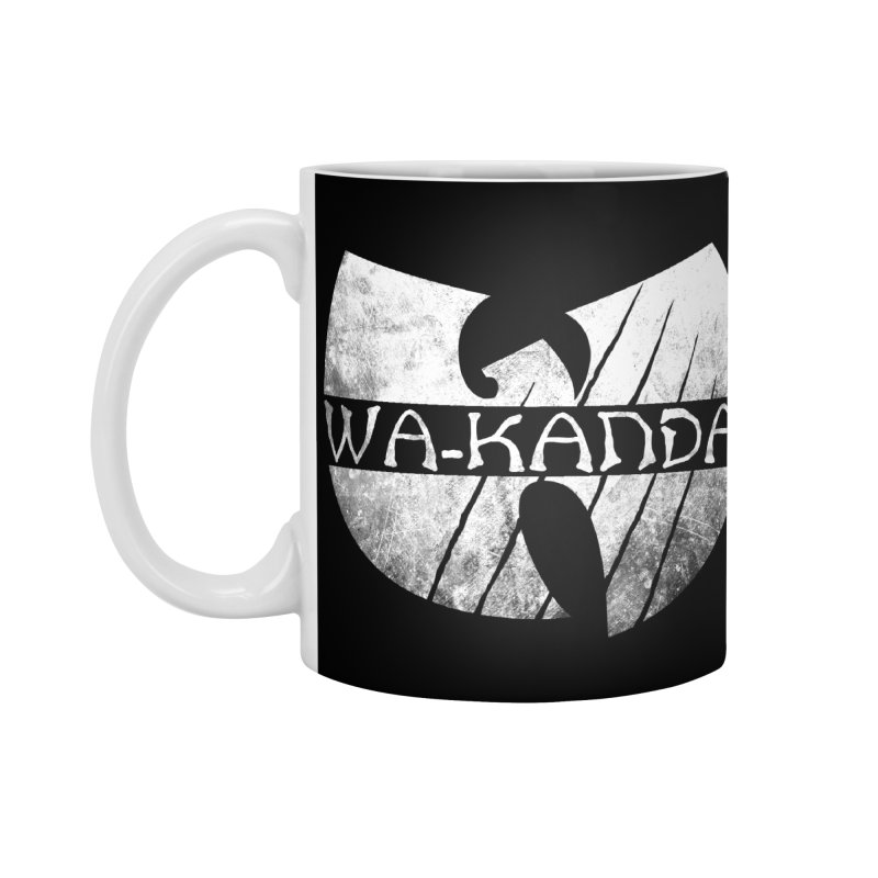 Wu-Kanda Clan Accessories Mug by Pigboom's Artist Shop