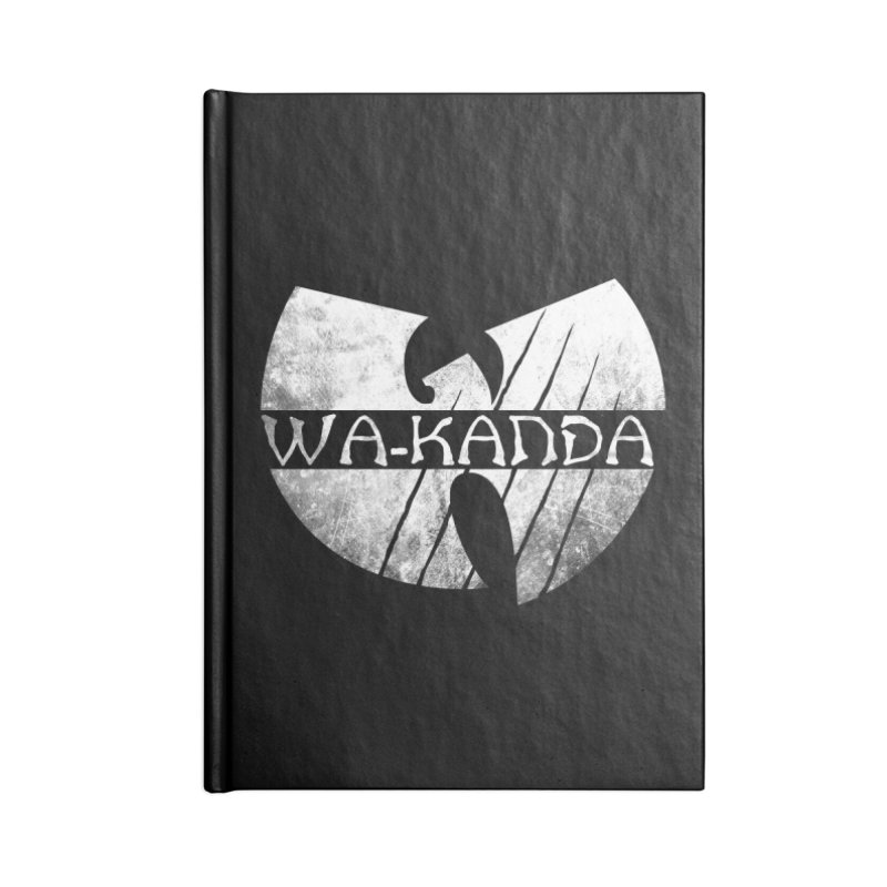 Wu-Kanda Clan Accessories Notebook by Pigboom's Artist Shop