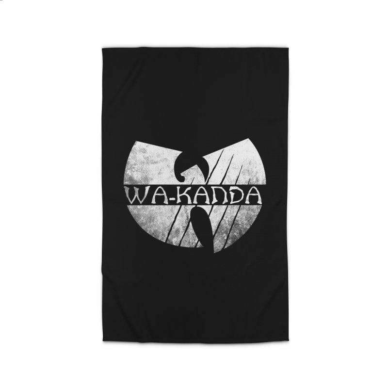 Wu-Kanda Clan Home Rug by Pigboom's Artist Shop
