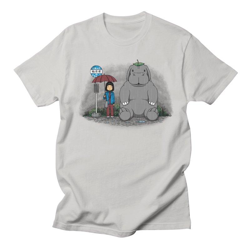 My Super Pig Men's T-shirt by Pigboom's Artist Shop