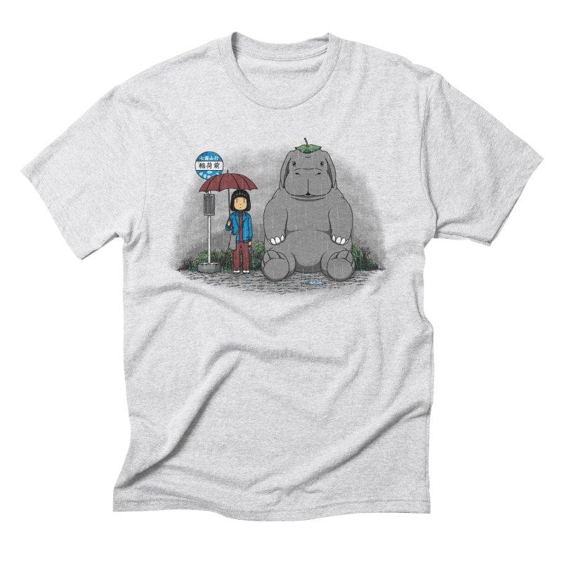 My Super Pig Men's Triblend T-shirt by Pigboom's Artist Shop