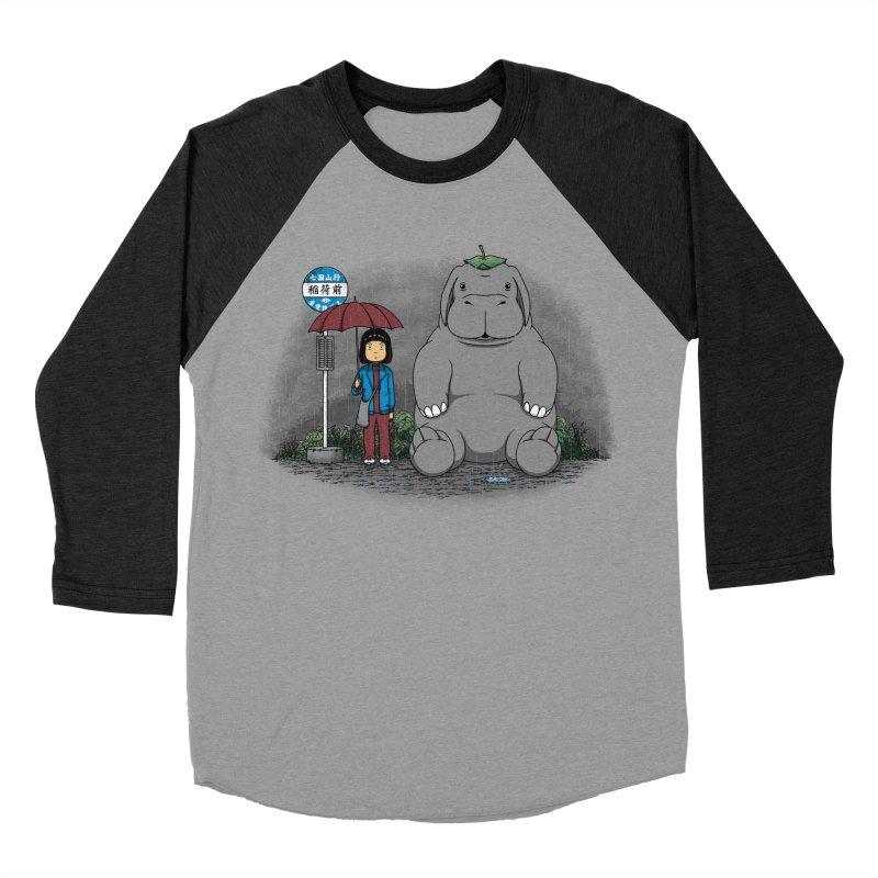 My Super Pig Women's Baseball Triblend T-Shirt by Pigboom's Artist Shop