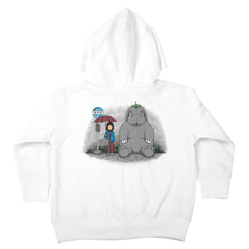 My Super Pig Kids Toddler Zip-Up Hoody by Pigboom's Artist Shop