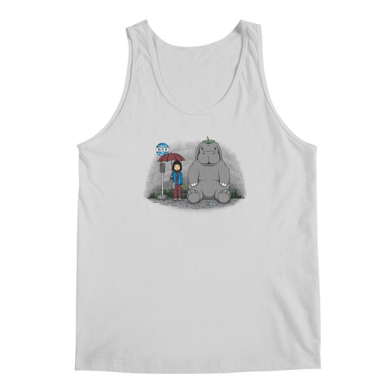 My Super Pig Men's Tank by Pigboom's Artist Shop