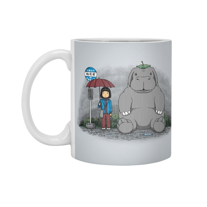 My Super Pig Accessories Mug by Pigboom's Artist Shop