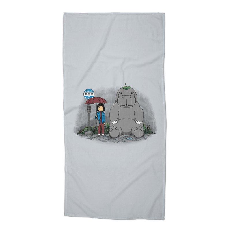 My Super Pig Accessories Beach Towel by Pigboom's Artist Shop