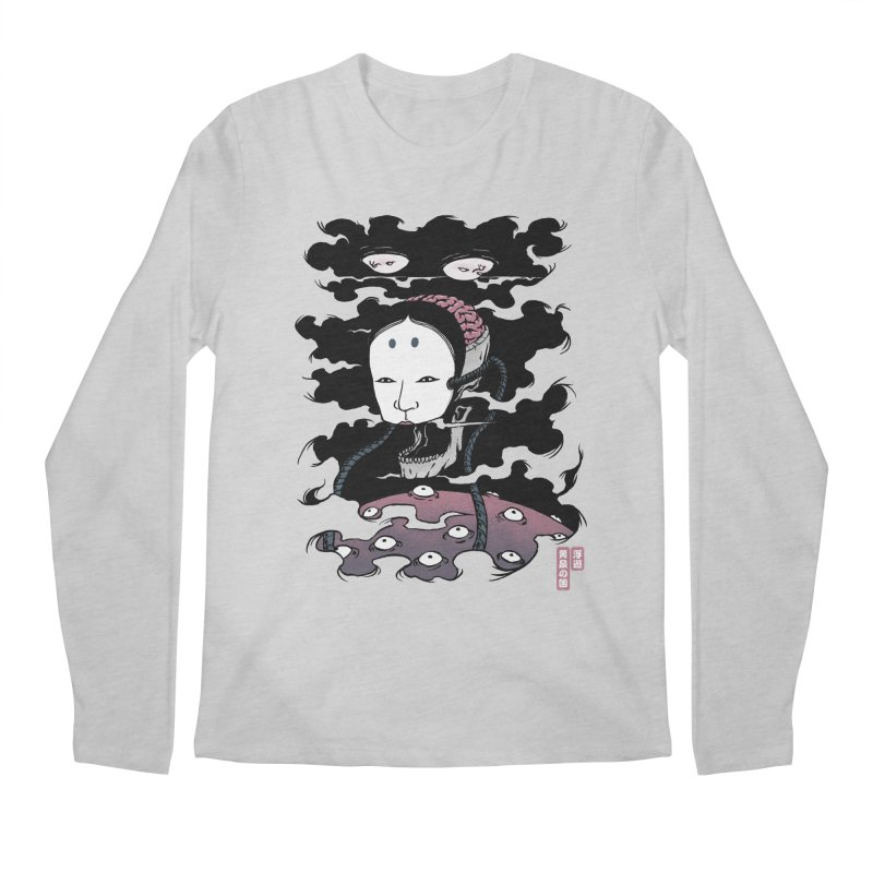 Floating Underworld Men's Longsleeve T-Shirt by Pigboom's Artist Shop