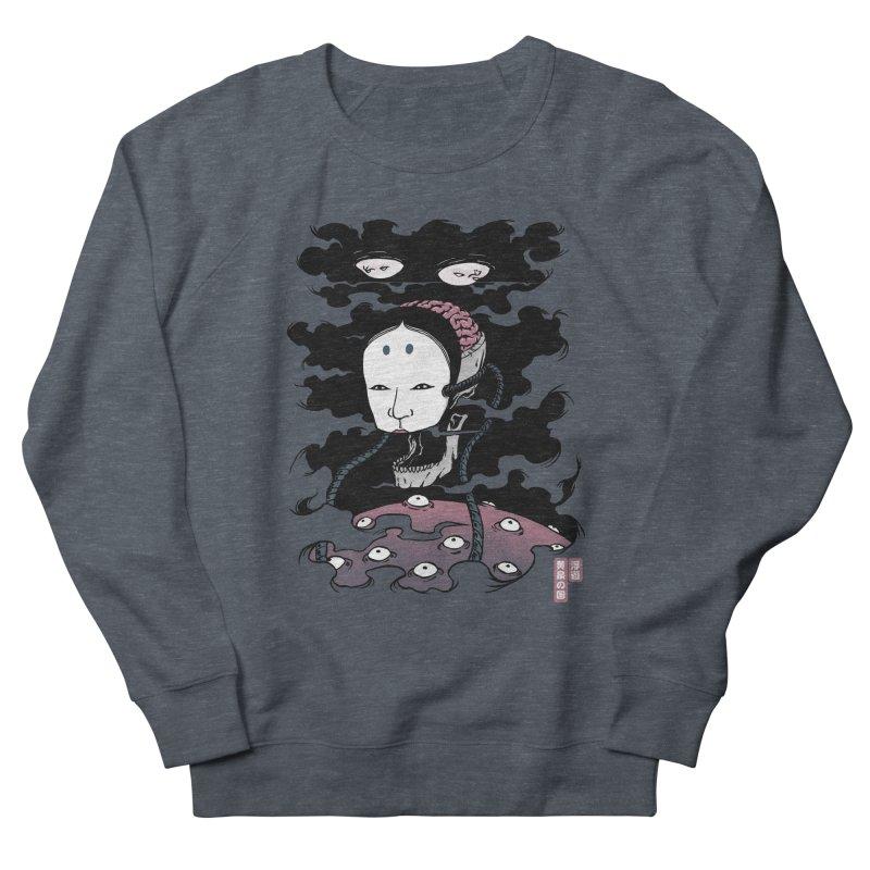 Floating Underworld Women's Sweatshirt by Pigboom's Artist Shop