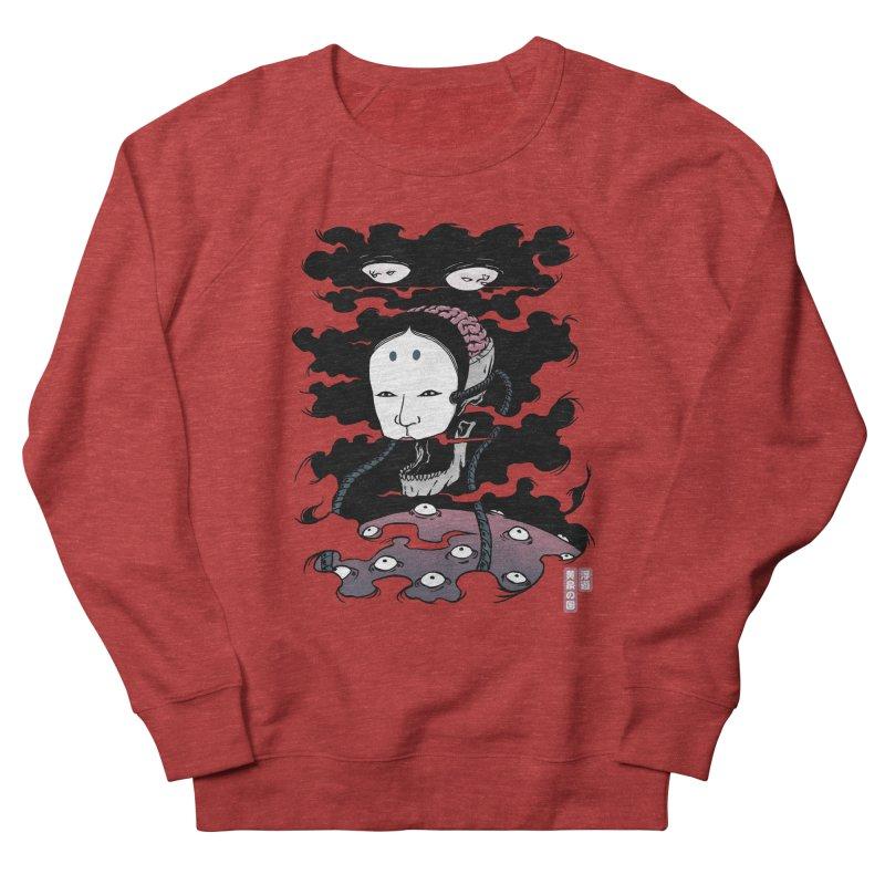 Floating Underworld Men's Sweatshirt by Pigboom's Artist Shop
