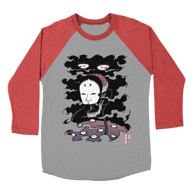 Floating Underworld Men's Baseball Triblend T-Shirt by Pigboom's Artist Shop