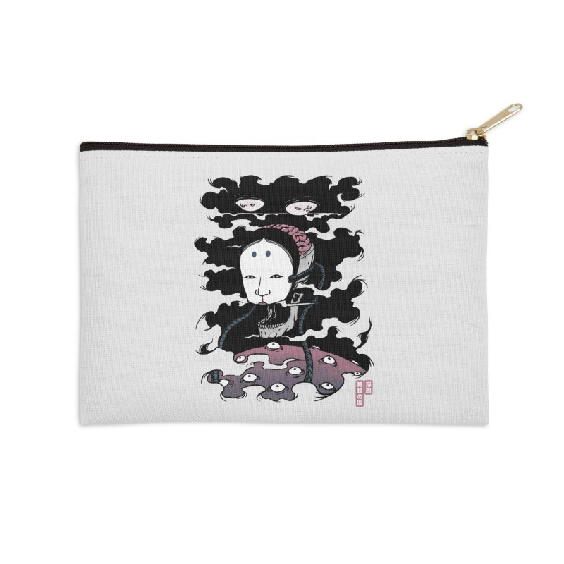 Floating Underworld Accessories Zip Pouch by Pigboom's Artist Shop