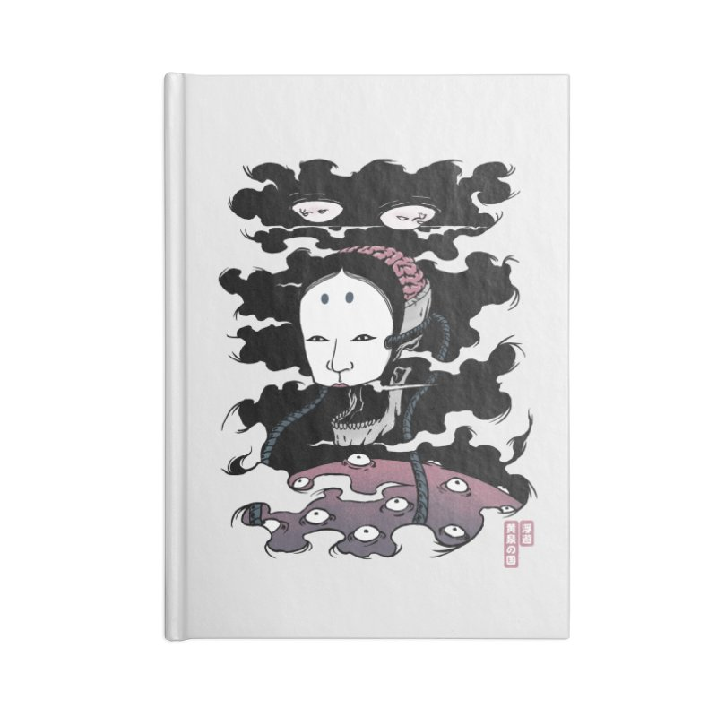 Floating Underworld Accessories Notebook by Pigboom's Artist Shop