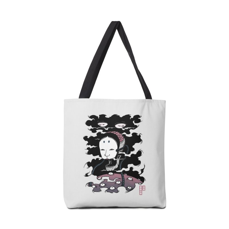 Floating Underworld Accessories Bag by Pigboom's Artist Shop