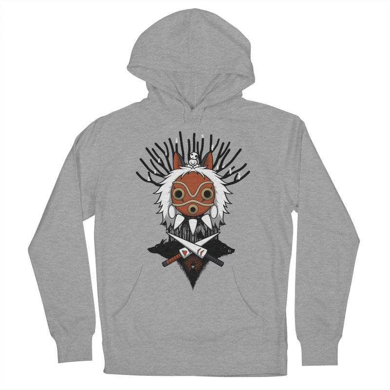 Guardians of the Forest Men's Pullover Hoody by Pigboom's Artist Shop