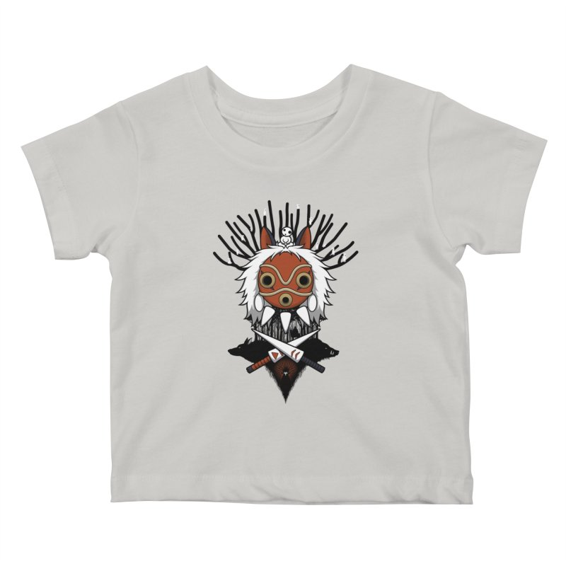 Guardians of the Forest Kids Baby T-Shirt by Pigboom's Artist Shop